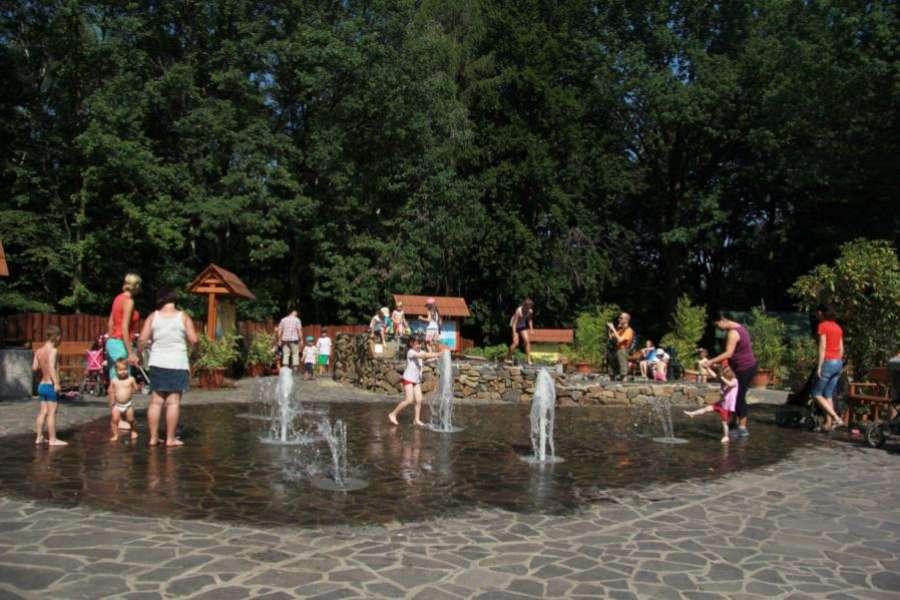 Letní osvěžení v Zoo Ostrava