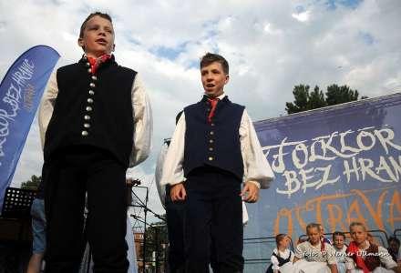 Folklor bez hranic potěší Ostravany