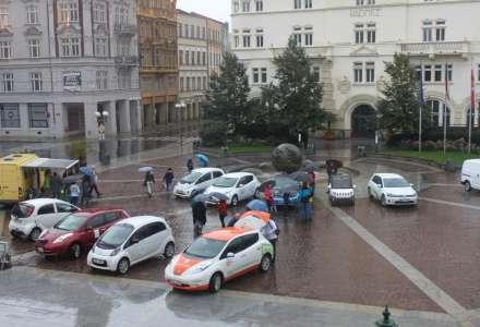 Den čisté dopravy v Hradci nad Moravicí
