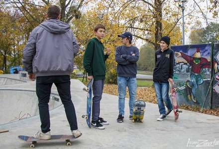 Fotografie z Young blood skate contest Ostrava 2018