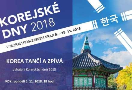 Zažijte Koreu v Moravskoslezském kraji