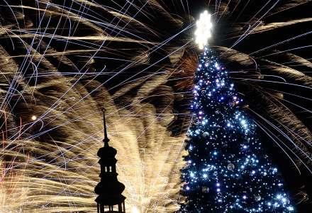 Ostravské Vánoce v centru Ostravy