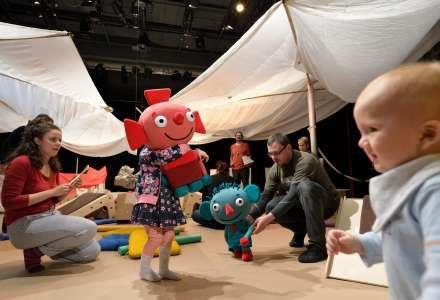 Divadlo loutek slaví 65. narozeniny a chystá inscenaci pro batolata