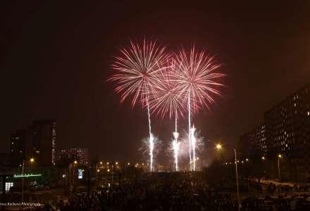 Novoroční ohňostroj opět v Hrabůvce