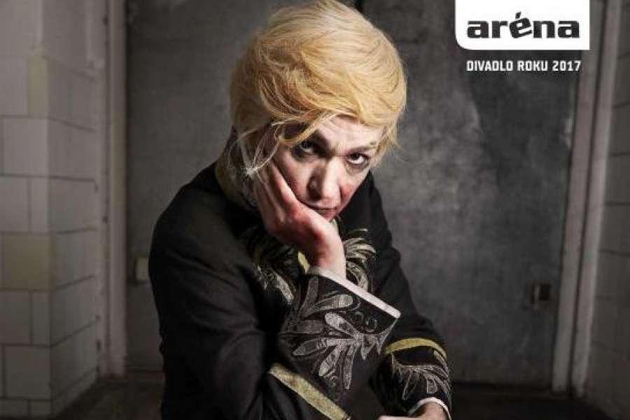 Divadelník bude mít premiéru v Aréně