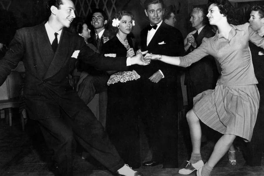 Swingová tančírna v Cooltouru