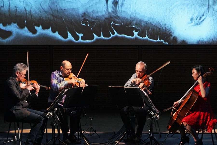 Světoznámý Kronos Quartet po letech v Ostravě