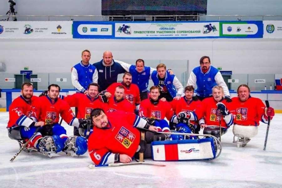 Mistrovství světa v para hokeji bude v Ostravě