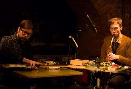 Improvizace i abstraktní ambient v Domě umění