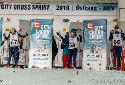 ČEZ City Cross Sprint 2019