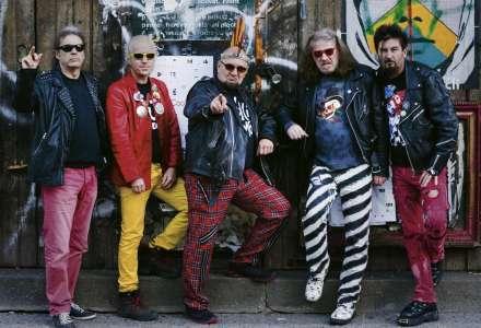 Legendární punkáči v BrickHouse