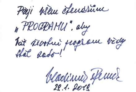 Vladimír Remek opět ve Vesmíru