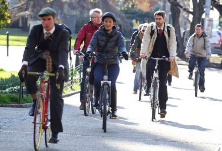 Do práce na kole také v Ostravě!