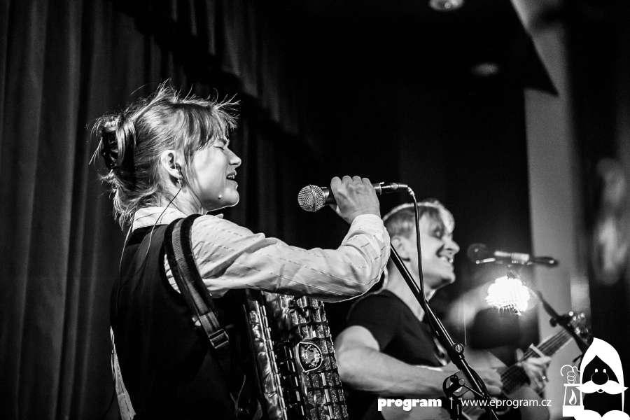 Držitelé folkových Andělů v Ostravě