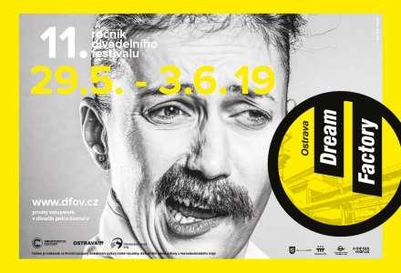 Divadelní festival Dream Factory Ostrava odhaluje program!