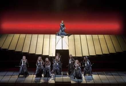 Z opery Richarda Wagnera Valkýra