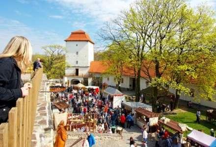Ostravské Velikonoce na hradě