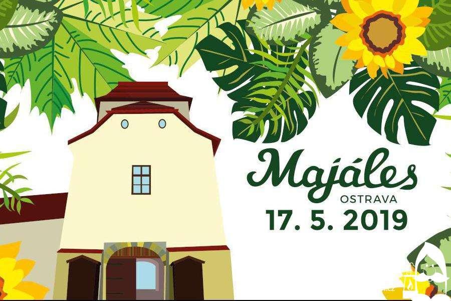 Majáles Ostrava se přesouvá do centra! Další ročník se uskuteční v pátek 17. května na Slezkoostravském hradě