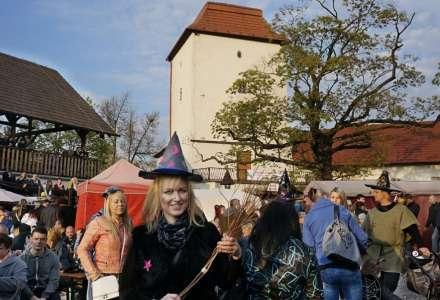 Pálení čarodějnic na Slezskoostravském hradě