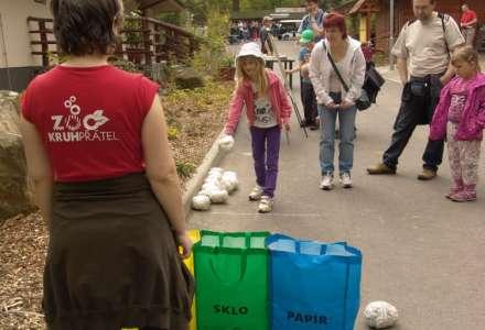 Den Země s OZO v zoo