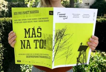 Freedom Fest Běh pro Paměť národa na Slezskoostravském hradě