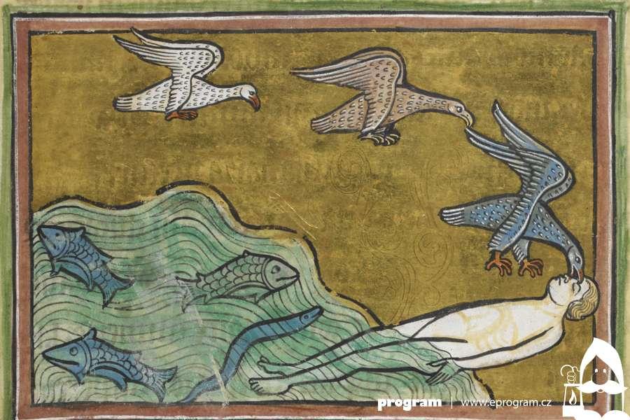 Orel a orlice ve středověku