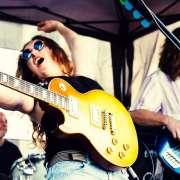 Bluesrock z Bristolu v Parníku
