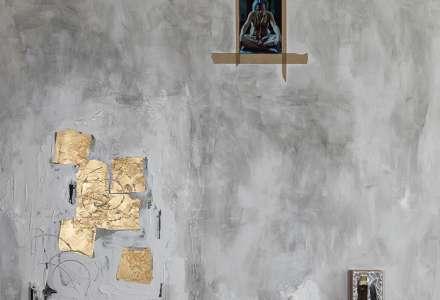 Díla Jiřího Davida ve Fiducii i v Galerii současné malby