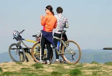Na horských kolech s aplikací MTB Beskydy