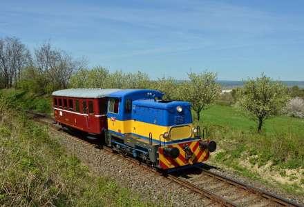 Prázdninové vlaky z Bruntálu do Malé Morávky