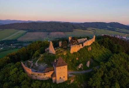 Na hradě Starý Jičín se připravují akce na prázdniny