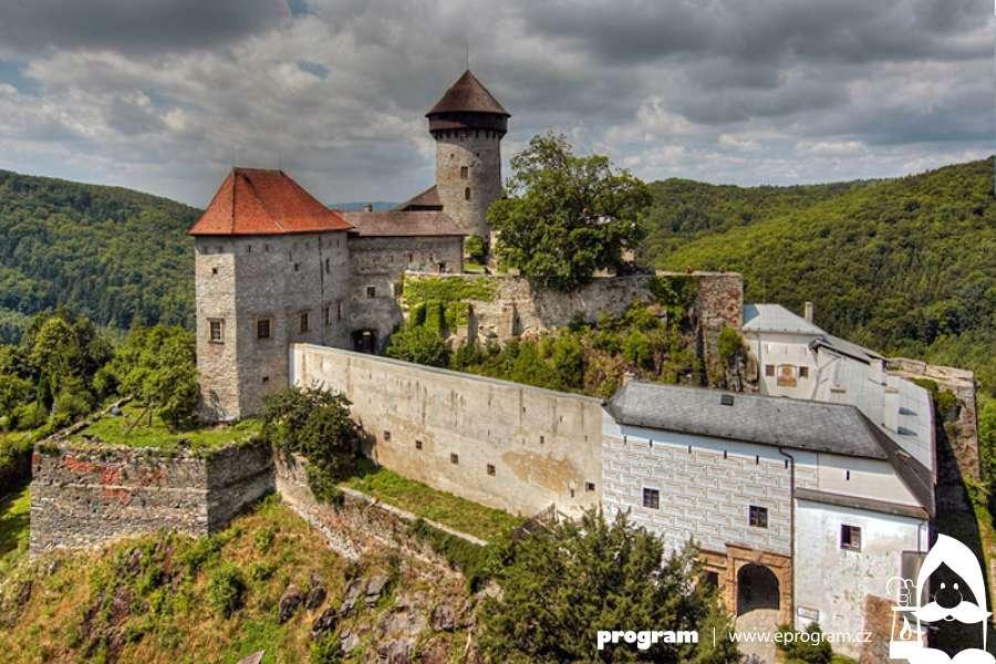 Na hradu Sovinec se nebude v létě zahálet