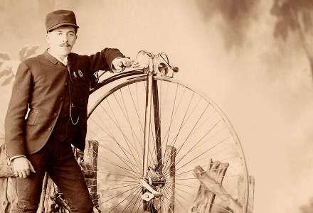 Fenomén cyklistika v muzeu